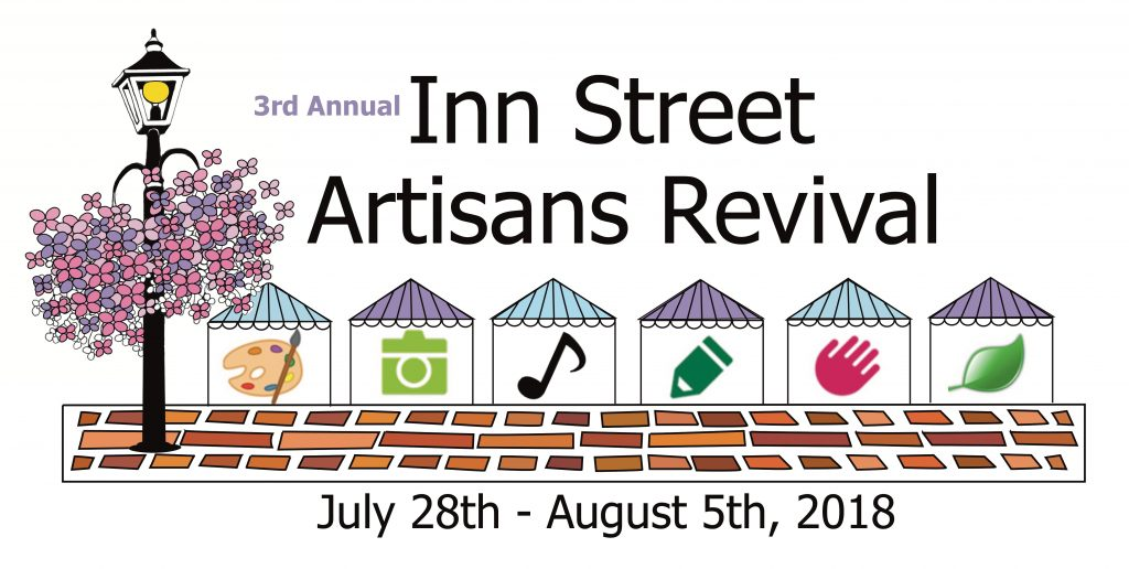 Inn St Artisan Revival Logo 2018